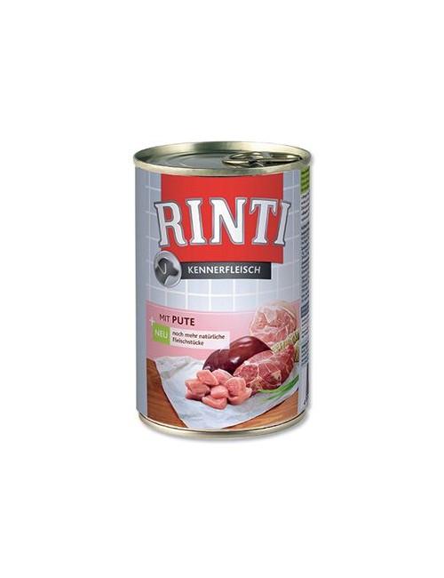 Rinti Dog Kennerfleisch konzerva krůta 400g