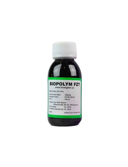 Biopolym/ALGASOL AD mořská řasa 100ml