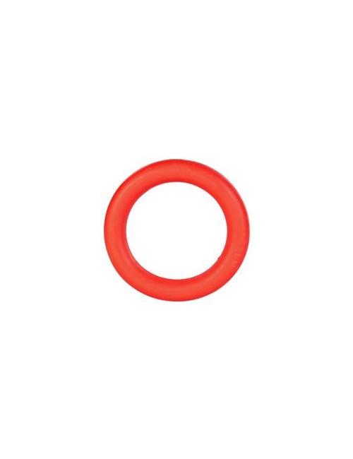 Hračka pes Kroužek guma 9cm TR 1ks
