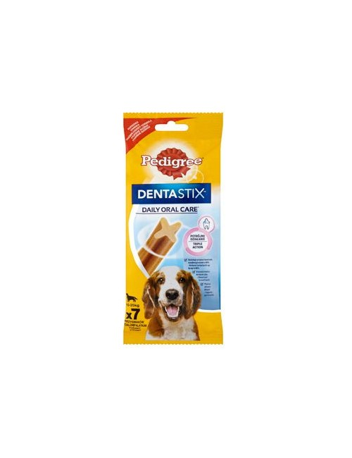 Pedigree Pochoutka Denta Stix Medium 7ks 180g