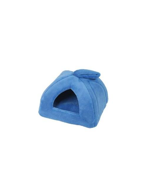 Pelech domek Iglů velký 45x45cm A02 Modrá 1ks