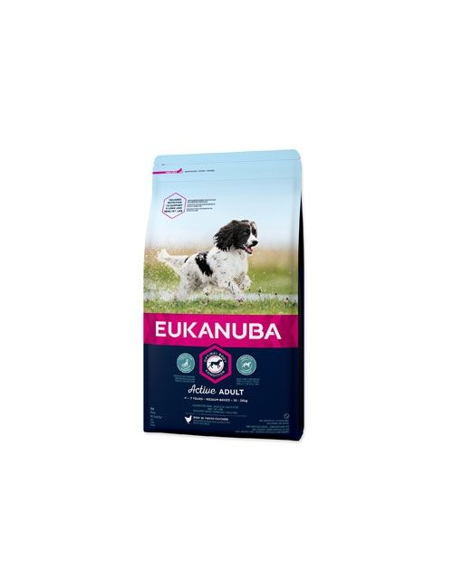 Eukanuba Dog Adult Medium 15kg