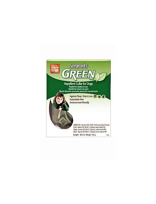 Sergeanťs Green obojek pro psy 60cm