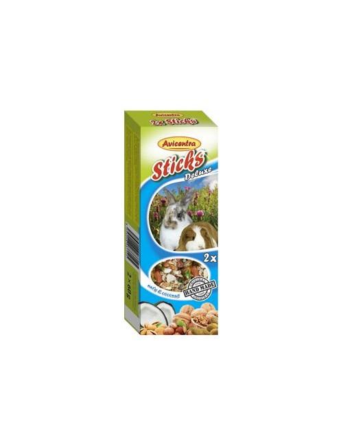 Avicentra tyčinky velký hlodavec - ořech+kokos 2ks