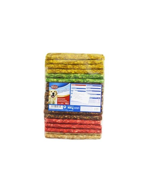 Tyčinka chroupací 9-10mm/12cm mix barev TR 100ks