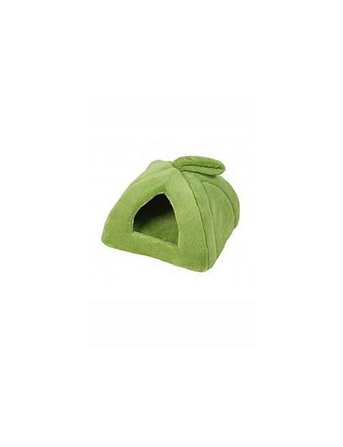 Pelech domek Iglů 35x35cm A23 Zelená 1ks