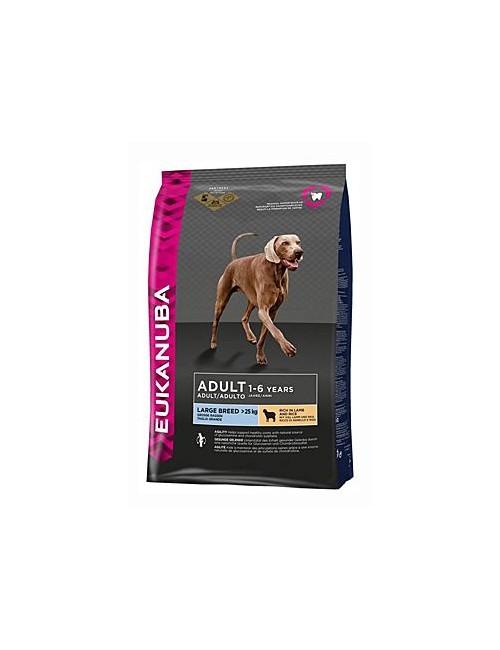 Eukanuba Dog Adult Lamb&Rice Large 12kg