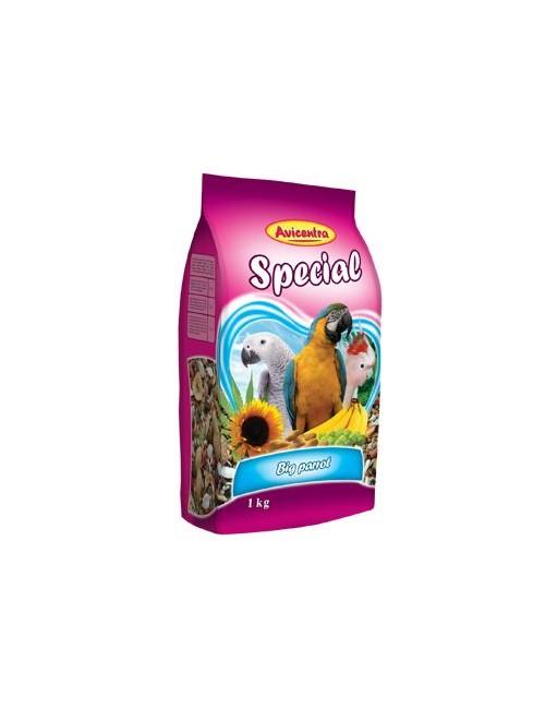 Avicentra Speciál velký papoušek 1kg