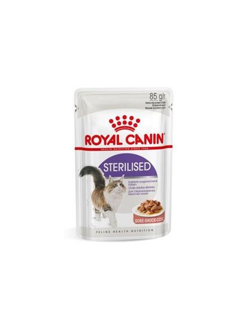 Royal Canin Feline Sterilised kapsa, šťáva 85g
