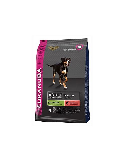 Eukanuba Dog Adult Salmon 12kg