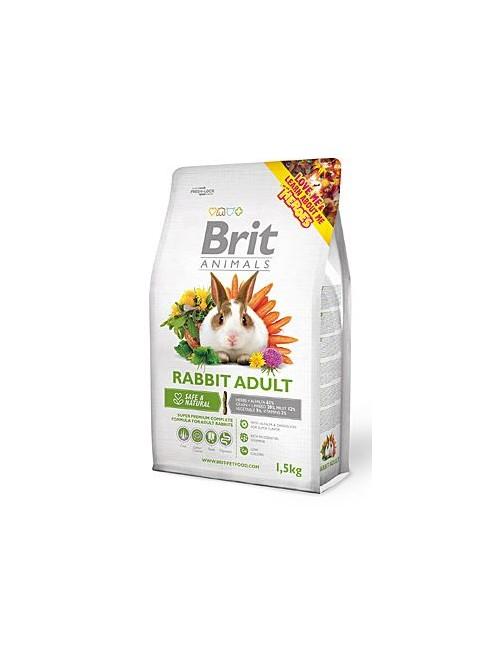 Brit Animals Rabbit Adult Complete 1,5kg