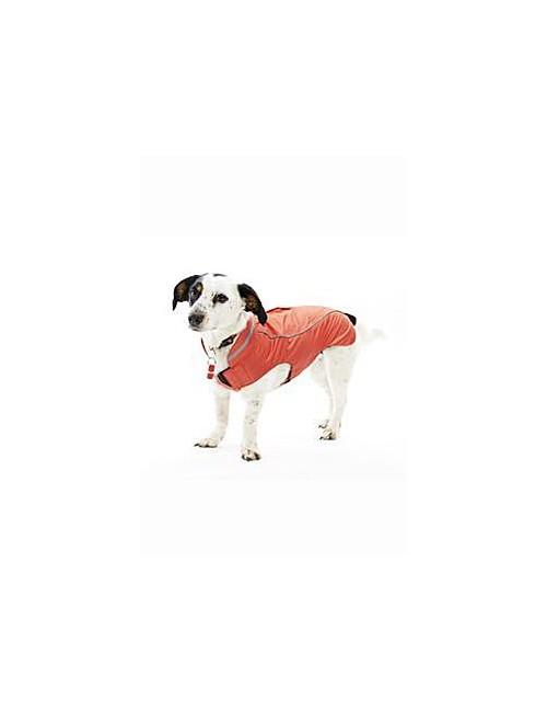 Obleček Raincoat Jahodová 60cm XXL KRUUSE