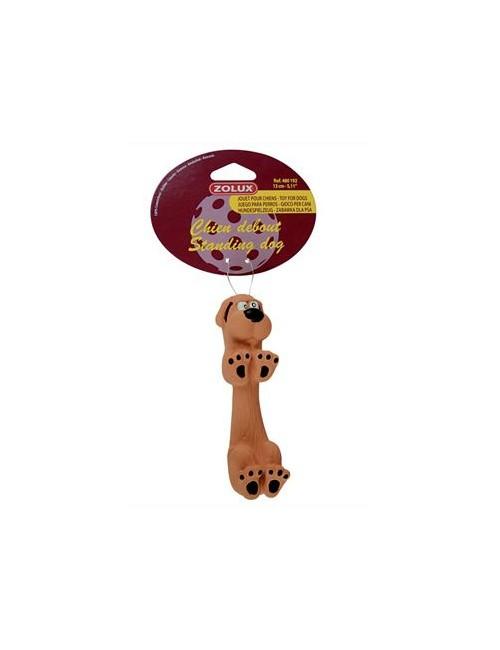 Hračka pes Pejsek LATEX DOGGIE 13cm Zolux