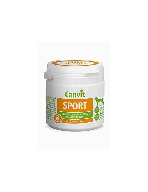 Canvit Sport pro psy ochucený 100g