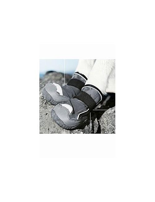 Botička ochranná Hurtta Outback Boots černá L 2ks