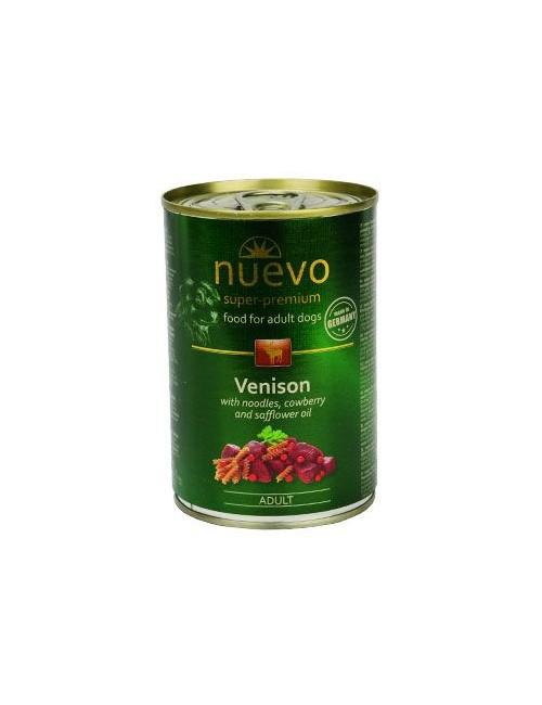 Nuevo pes adult Zvěřinové menu konz. 400g