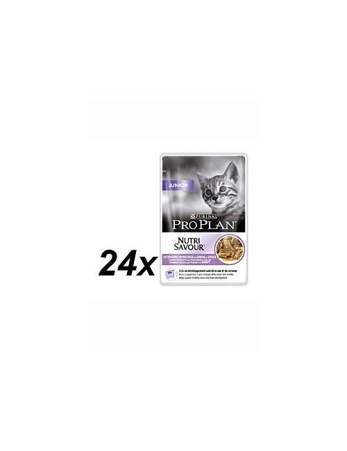 ProPlan Cat  kaps. Junior krůta 24x85g