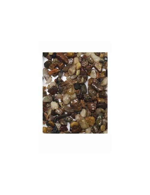 Písek akvarijní č.10 hnědý jemný 3kg