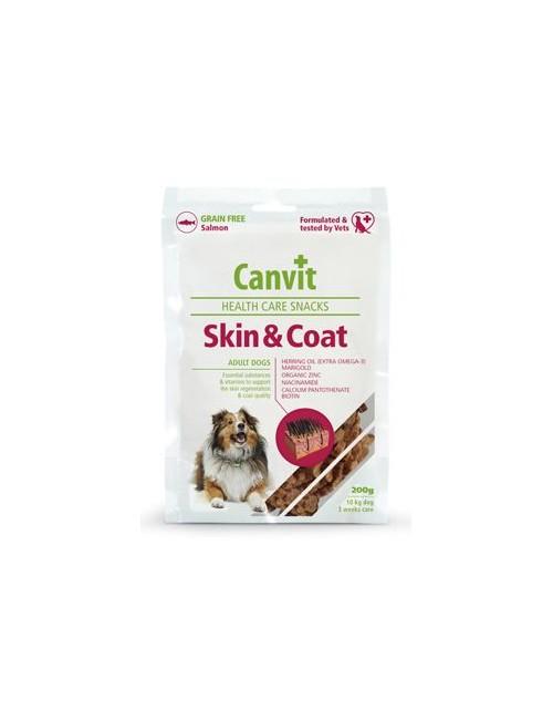 Canvit Snacks Skin & Coat 200g pro psy