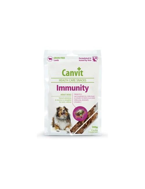 Canvit Snacks Immunity 200g pro psy