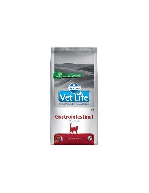 Vet Life Natural CAT Gastro-Intestinal 10kg