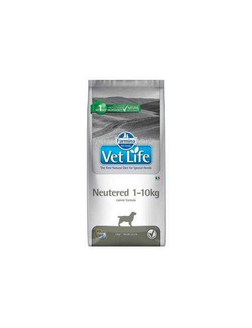 Vet Life Natural DOG Neutered 1-10kg 2kg