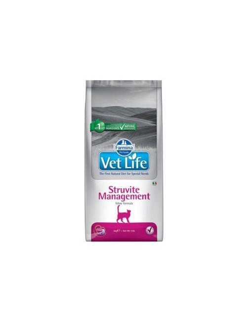 Vet Life Natural CAT Struvite Management 400g