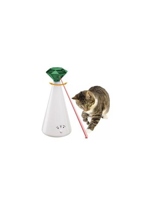Hračka kočka Laser Phantom - 10x21cm