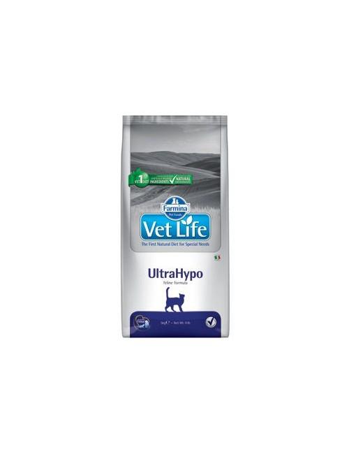 Vet Life Natural CAT Ultrahypo 400g