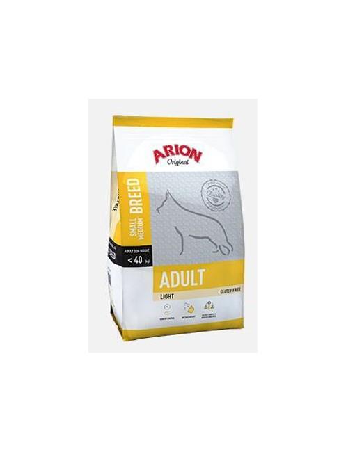 Arion Dog Original Adult Small /Medium Light 12kg