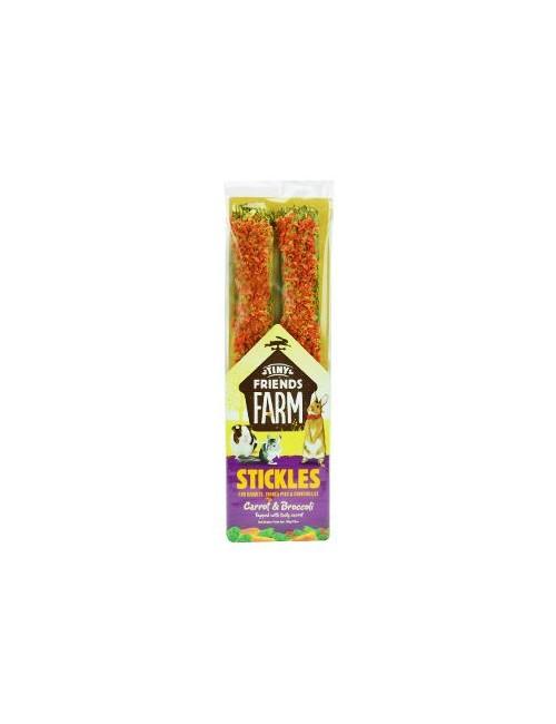 Supreme Stick tyč býložravec Carrot,Broccoli 100g 2ks