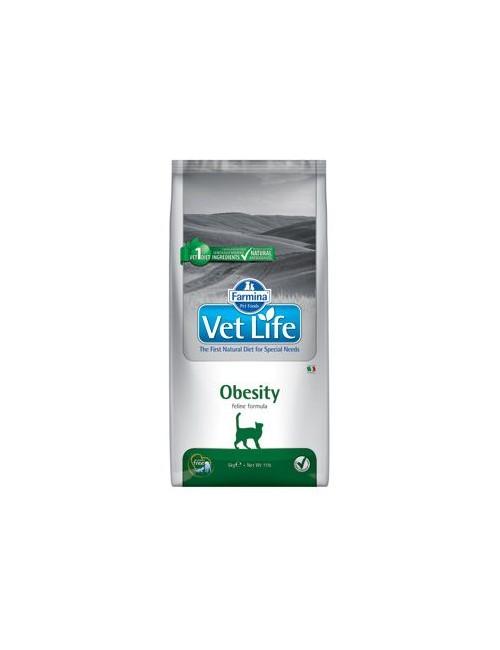 Vet Life Natural CAT Obesity 5kg