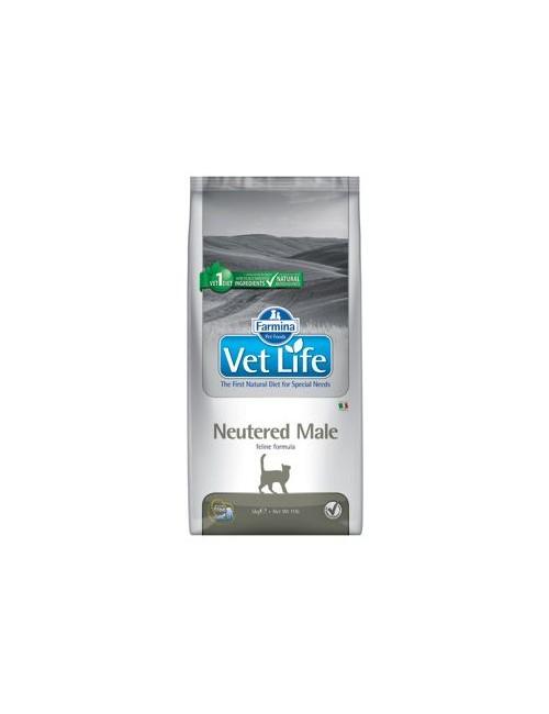 Vet Life Natural CAT Neutered Male 5kg