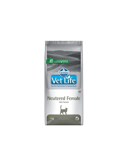 Vet Life Natural CAT Neutered Female 5kg