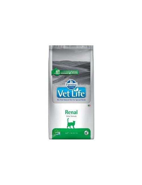Vet Life Natural CAT Renal 5kg