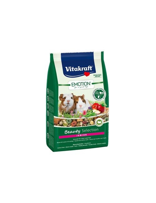 Vitakraft Rodent Guinea pig krm.Emot.beauty jun. 600g