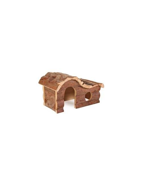 Domek pro morče HANNA dřevěný 31x19x19cm TR