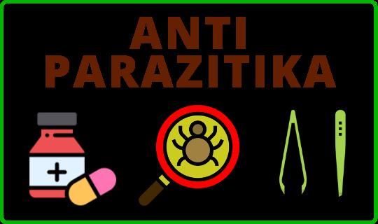 Antiparazitika
